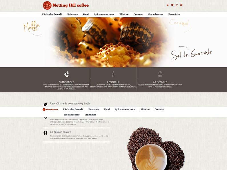 Salon de café Lilli