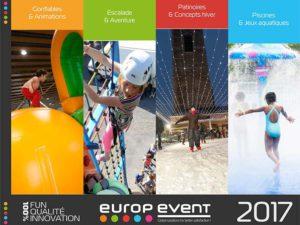 location vente jeux gonflables france Europ Event